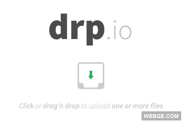 drp.io - A free private file hosting for images, videos, etc