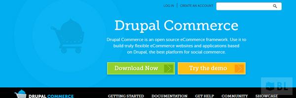 Drupal Commerce Best Open Source Free E Commerce Shopping Cart App 2013
