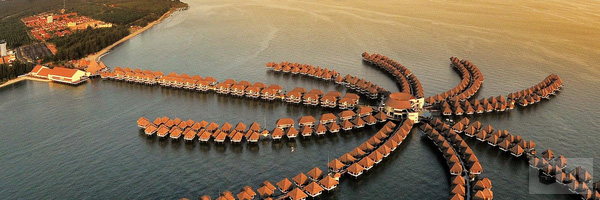 Golden Palm Tree Sea Resort Best Tourist Attractions And Places To Visit In Malaysia 2014
