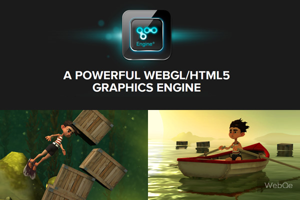 Goo Engine A Powerful Html5 And Webgl 3d Web Graphic Engine