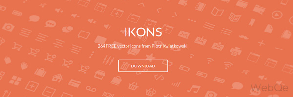 Ikons Icon Set 264 Free Simplistic Vector Icons Hand Crafted In Mono