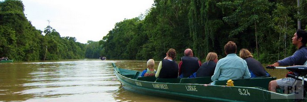 Kinabatangan River Best Tourist Attractions And Places To Visit In Malaysia 2014