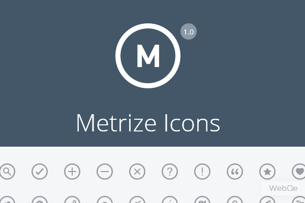 Metrize Icons 300 Mini Circle Metro Style Vector Icons