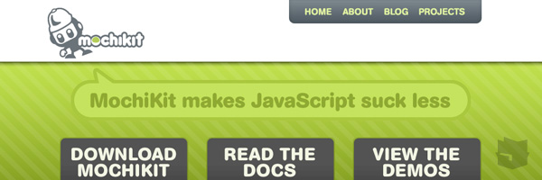 Mochikit Best Javascript Frameworks Libraries Of 2013