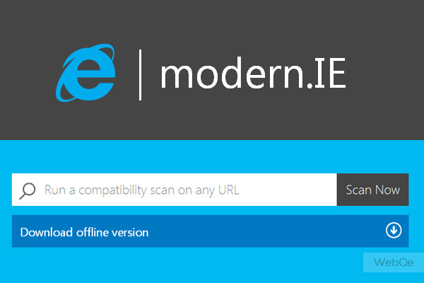 Modernie Scan Your Website For Ie Browser Compatibility
