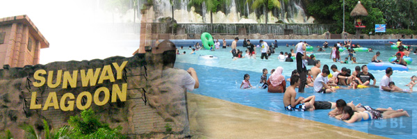 Sunway Lagoon Best Tourist Attractions And Places To Visit In Malaysia 2014