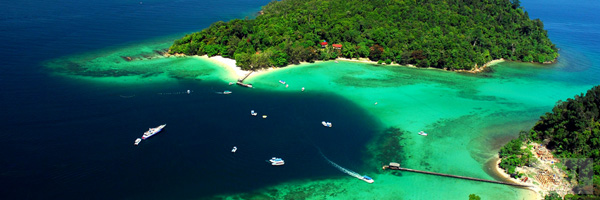 Tunku Abdul Rahman Marine Park Best Tourist Attractions And Places To Visit In Malaysia 2014