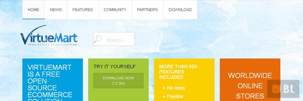 Virtuemart Best Open Source Free E Commerce Shopping Cart App 2013