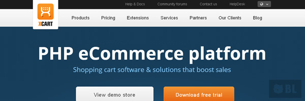 X Cart Best Premium E Commerce Software Online Shopping Cart 2013